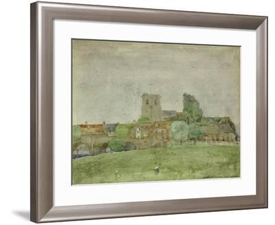 Wareham, Dorset, 1895-Charles Rennie Mackintosh-Framed Giclee Print