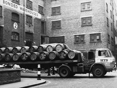 Warehouse Lorry