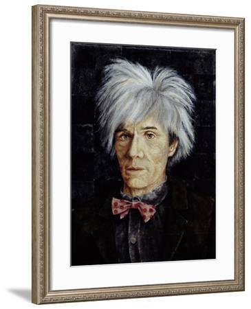 Warhol (1926-87)-Trevor Neal-Framed Giclee Print