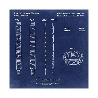 Warhol Watch, 1991-Antique Blu-Bill Cannon-Giclee Print
