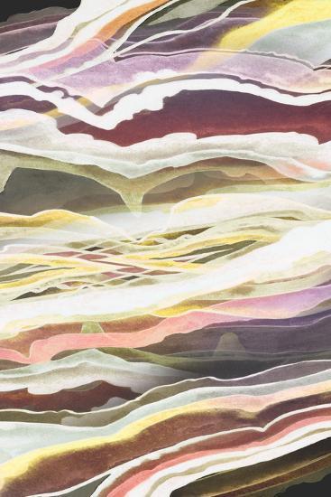 Warm Minerals II-Grace Popp-Art Print