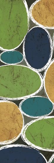 Warm Ovals-Kristin Emery-Art Print