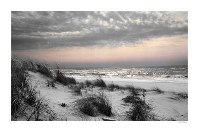 Warm Skies-Harold Silverman-Art Print