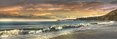 Warm Sunset-Mike Calascibetta-Art Print