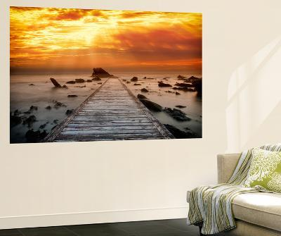 Warm Sunset-Marco Carmassi-Wall Mural