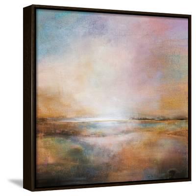 Warm Surrender-Karen Hale-Framed Canvas Print