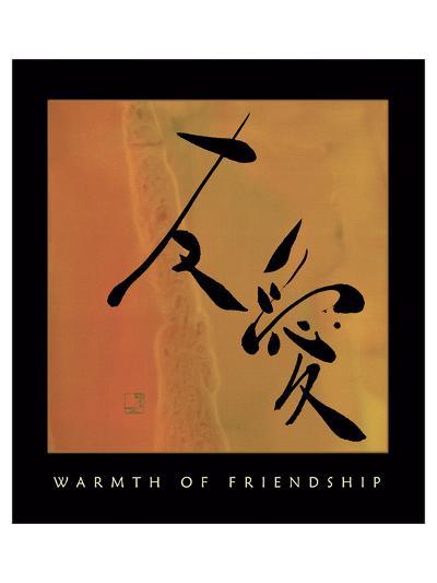 Warmth Of Friendship 1-Sybil Shane-Art Print