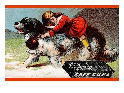 Warner's Safe Cure--Art Print