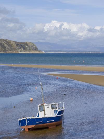 Warren, Abersoch Beach, St. Tudwals Road, Llyn Peninsula, Gwynedd, North Wales, Wales, UK-Neale Clarke-Photographic Print