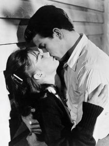 "Warren Beatty; Natalie Wood. ""Splendor in the Grass"" [1961], Directed by Elia Kazan."