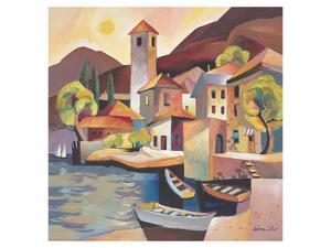 Cyprus I by Warren Cullar