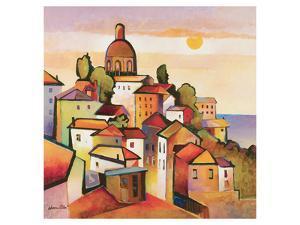 Mediterranean I by Warren Cullar