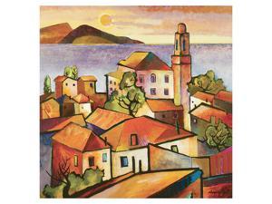 Mediterranean II by Warren Cullar