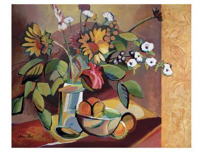 Spanish Floral