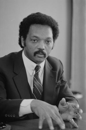 Rev. Jesse Jackson, 1983
