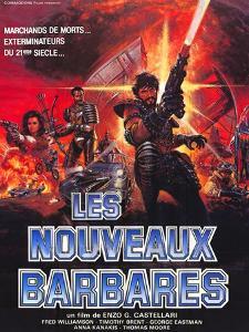 Warriors of the Wasteland, (AKA I Nuovi Barbari; The New Barbarians; Metropolis 2000), 1982