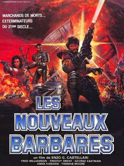 Warriors of the Wasteland, (AKA I Nuovi Barbari; The New Barbarians; Metropolis 2000), 1982--Photo