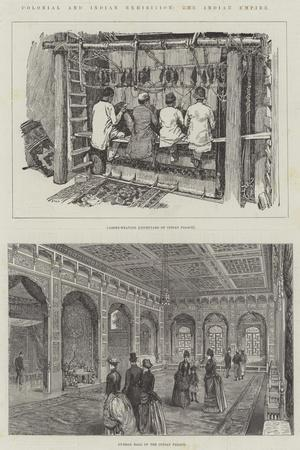 Colonial and Indian Exhibition, the Indian Empire