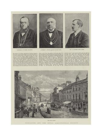 Doncaster and the Royal Agricultural Society