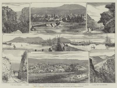 Views in the Cape Colony