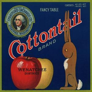 Warshaw Collection of Business Americana Food; Fruit Crate Labels, Stratford Orchards Co.