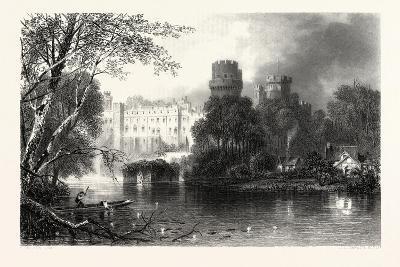 Warwick Castle, Uk--Giclee Print