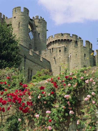 Warwick Castle, Warwick, Warwickshire, England, UK, Europe-G Richardson-Photographic Print