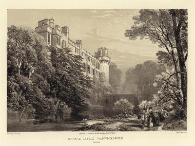 Warwick Castle-James Duffield Harding-Giclee Print
