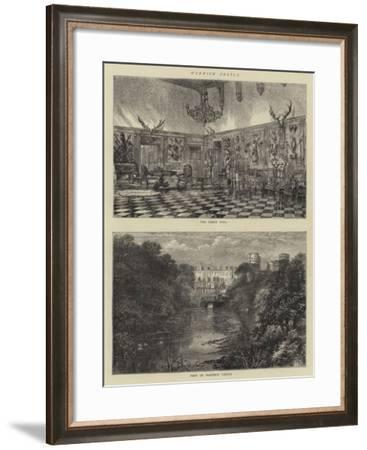 Warwick Castle-William Henry James Boot-Framed Giclee Print