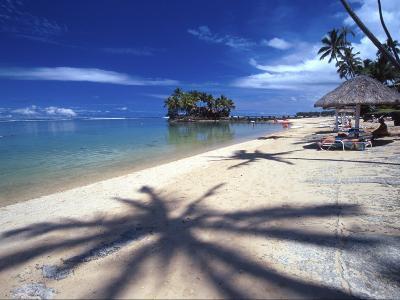 Warwick Fiji Resort, Coral Coast, Fiji-David Wall-Photographic Print