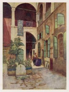 Carpet Warehouse in Istanbul by Warwick Goble