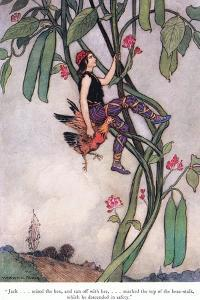 Jack Seized the Hen by Warwick Goble