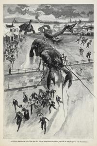 Pearson's Magazine by Warwick Goble