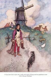 You Have But to Give Me a Sack by Warwick Goble