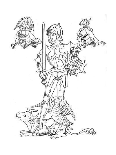 Warwick the Kingmaker, 15th Century English Nobleman and Soldier--Giclee Print