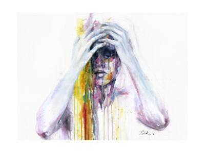 Wash Away-Agnes Cecile-Art Print