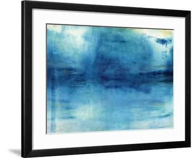 Wash Away-Linda Woods-Framed Art Print