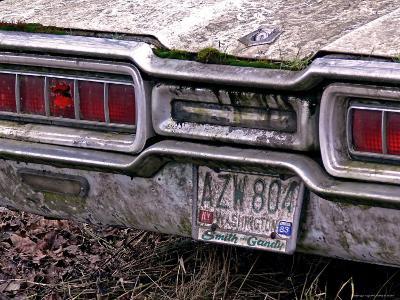 Washington Classic Car-Eddie Mchugh-Photographic Print