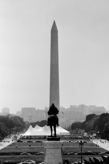 Washington DC Monument-Jeff Pica-Photographic Print