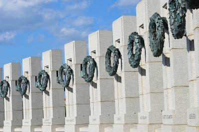Washington DC - World War II Memorial-Orhan-Photographic Print