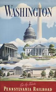 Washington, Go By Train