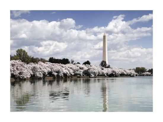 Washington Monument, Washington, D.C. - Vintage Variant-Carol Highsmith-Art Print