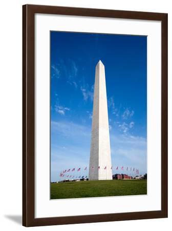 Washington Monument, Washington D.C-Susan Degginger-Framed Photographic Print