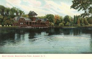 Washington Park, Albany, New York