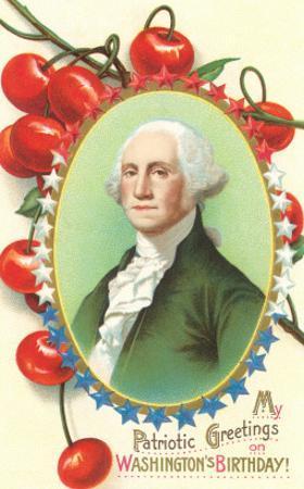 Washington's Birthday, Cherries