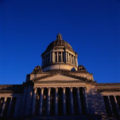 Washington State Capitol Building-Paul Souders-Photographic Print