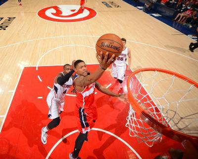 Washington Wizards V Atlanta Hawks - Game Five-Jesse D Garrabrant-Photo