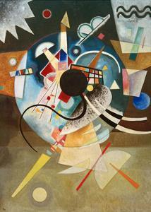 A Centre, 1924 by Wassily Kandinsky