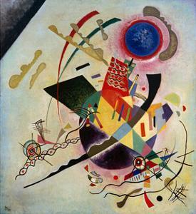 Blue Circle, 1922 by Wassily Kandinsky