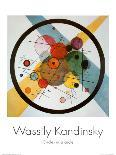 Free Curve to the Point - Accompanying Sound of Geometric Curves, 1925-Wassily Kandinsky-Art Print